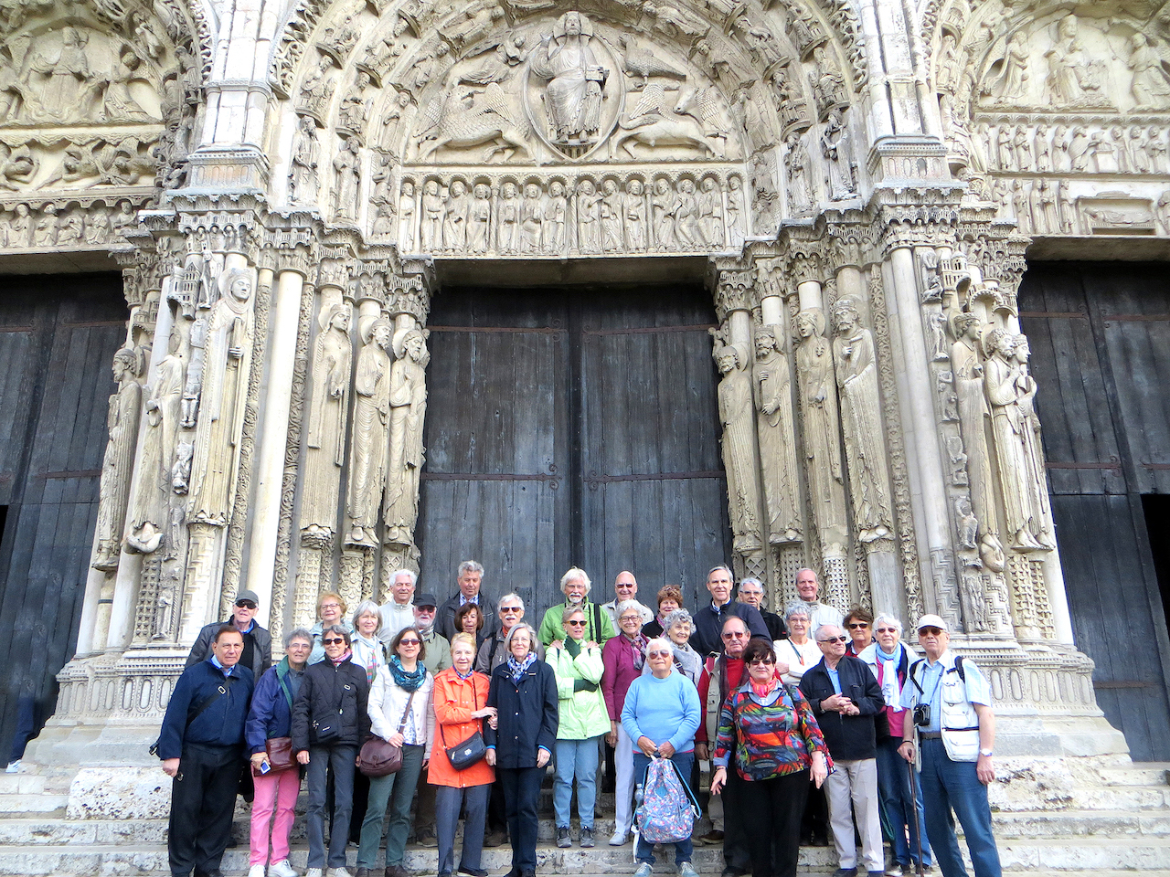 Chartres Gruppe