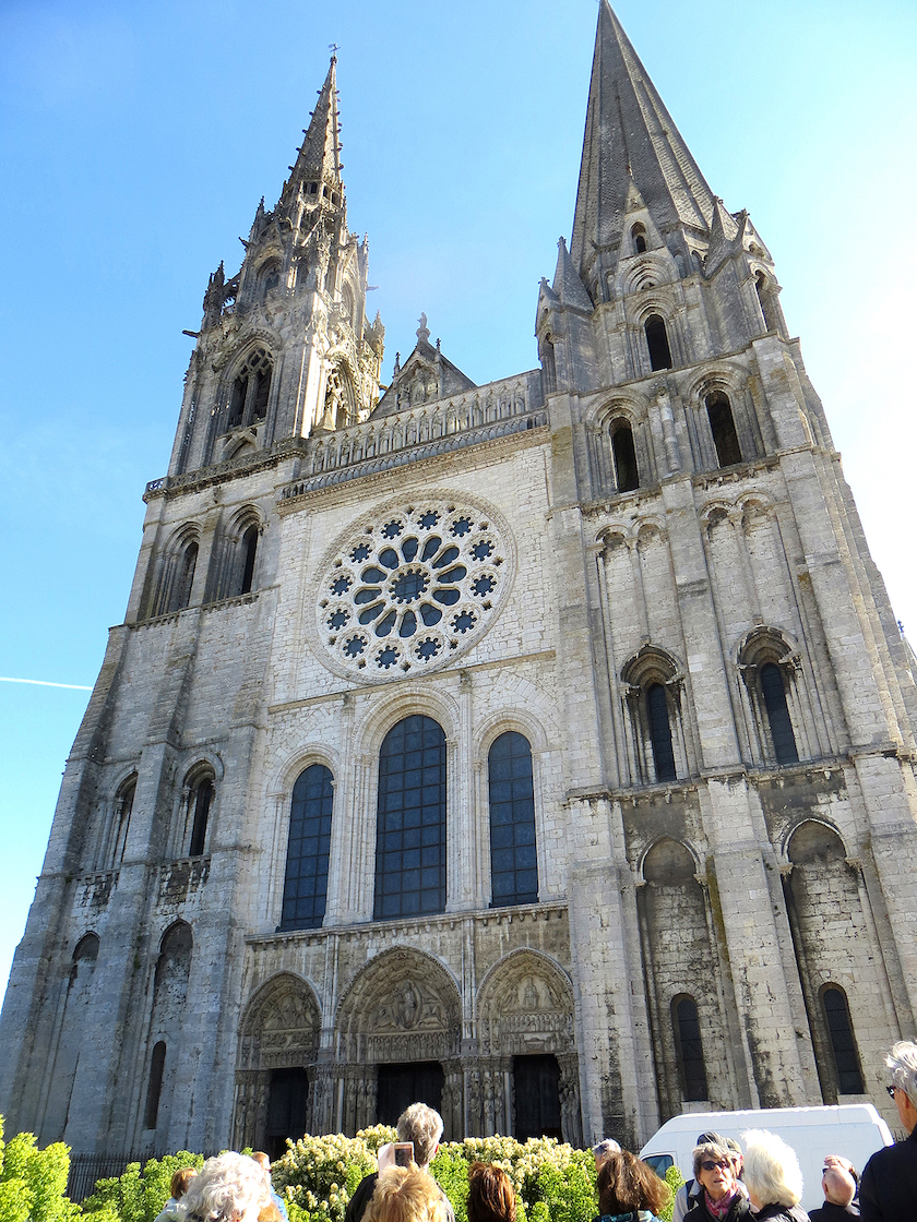 Chartres Kathedrale